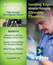 KYZEN Showcases MICRONOX M2322 and MICRONOX M2708 at SEMICON West