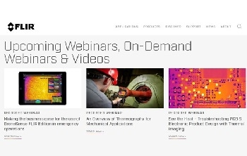 Thermal Imaging Webinars on Demand