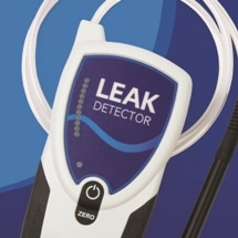 Prevent Small Leaks from Causing Big Problems with a Restek Leak Detector