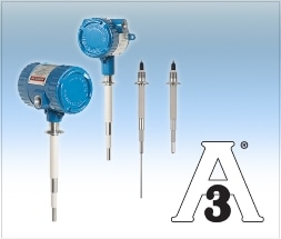 Drexelbrook Launches 3A Certified Point Level Measurement Probes Suitable for Sanitary Applications