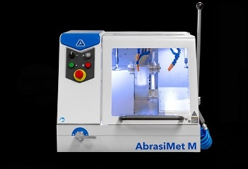 AbrasiMet M Medium Abrasive Cutter Introduced by Buehler Durable and Dynamic for Fast Sectioning of Metals