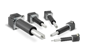 Cost and Time Efficient Linear Motion: Thomson MLA Series Hybrid Stepper Motor Actuators Available from Heason Technology