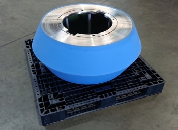 Isamill Reduces Specific Energy Requirements by up to 21.5% by Releasing New Conical Spacers