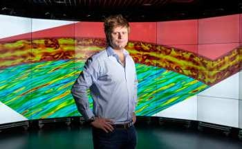Advanced Simulations Solve a Problem in Turbulent Fluid Flow