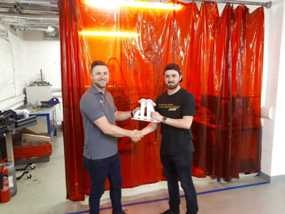 Hertfordshire Company Give Student Race Team a Head Start Thanks to 3D Print Technology