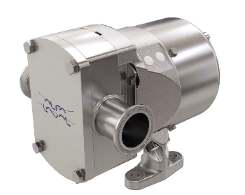 Cost-Effective, Reliable Performance is Easily Achieved with Alfa Laval's New Optilobe Rotary Lobe Pumps