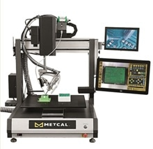 Robotic Soldering from Metcal at NEPCON Asia