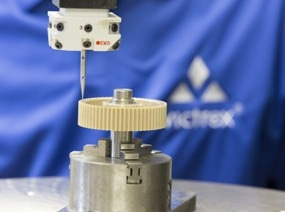 Victrex Awarded Important Automotive Quality Standard for Manufacture of Gears