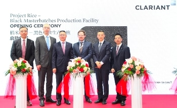 Clariant Launches New Masterbatches Production Facility to Capture Growing Demand in China