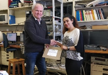 Fatemeh Taghizadeh is 2019 Goodfellow PhD Award Winner