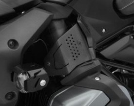 Wunderlich's Protective Cover for the Injection PUMP of the BMW R 1250 R