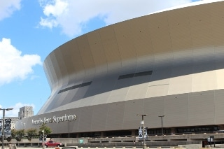 Lorin's Coil Anodized Aluminum Outfits the Superdome: Restoring a New Orleans Landmark for Generations to Come