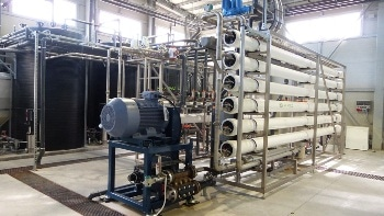 Seal-Less Pumps Enable Pioneering Process to Turn Landfill Wastewater to Drinking Water Quality