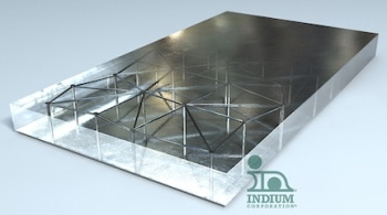 Indium Corporation to Feature InFORMS® Reinforced Solder Preforms for IGBT Assembly at NEPCON Japan