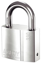 Abloy's PL330 Padlock Secures New Standard