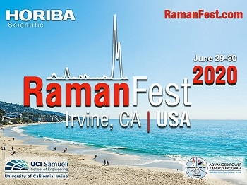 HORIBA Scientific and University of California Irvine to Host Two Day Ramanfest Conference