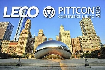 Visit LECO at Pittcon 2020—Booth #4032