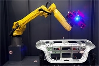 New MAS Technology Allows Robots to 'Eat' Metal for Energy