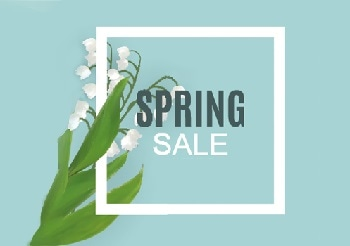 Our Special Spring Offers Bundled for Your Application