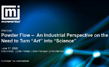 "Webinar - An Industrial Perspective on the Need to Turn ""Art"" into ""Science"""