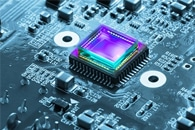 Integrating Individual Electronic Elements onto Single Component Saves Device Space