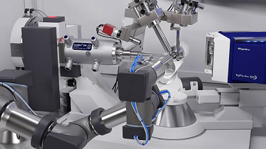 Rigaku Introduces New X-Ray Diffraction System with Intelligent Workflow Automation