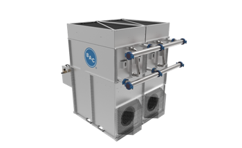 Baltimore Aircoil Company Announces Nexus™ Modular Hybrid Cooler