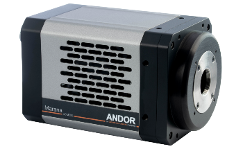 Andor Launches High Speed Back-Illuminated sCMOS for Physical Sciences