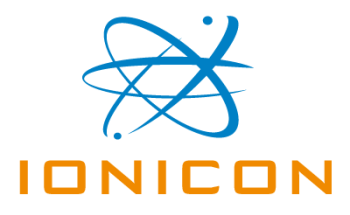 New IONICON Corporate, Product & Technologies Brochure