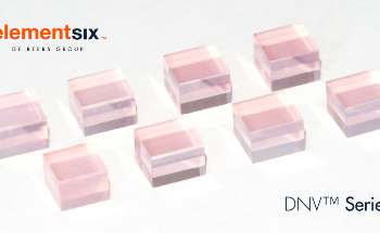 Element Six Launches DNV-B1™ – Its First Commercially-Available, General-Purpose Quantum Grade Diamond