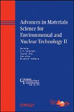 Advances in Materials Science for Environmental and Nuclear Technology II: Ceramic Transactions, Volume 227