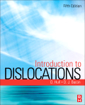 Introduction to Dislocations, 5th Edition