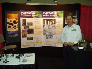 H.E.F. USA - Michael Wright, Manager Nitriding Sales and Service