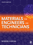 Materials for Engineers and Technicians