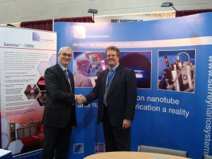SURREY NANOSYSTEMS, Duncan Cooper, Director of Sales and Marketing