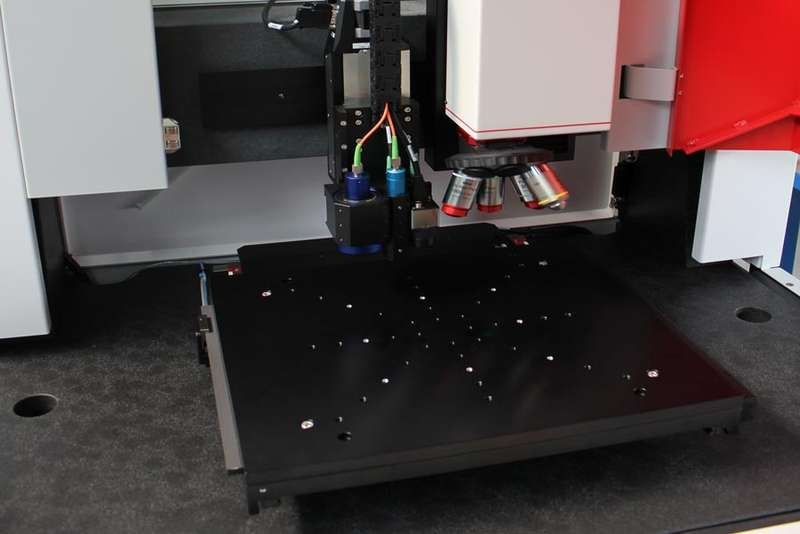 Stand-Alone Measurement Tool with High Throughput : Quote