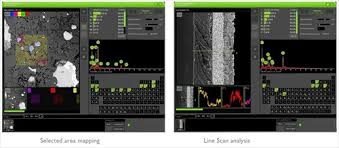 Elemental Mapping and Line Scan Software for SEM from Phenom-World