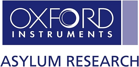 Asylum Research - An Oxford Instruments Company logo.
