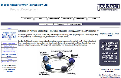Independent Polymer Technology - Ipolytech