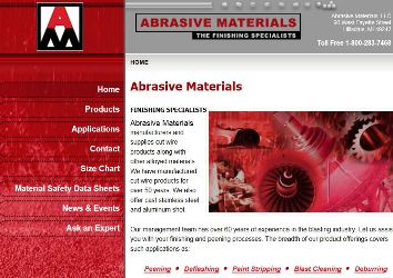 Abrasive Materials