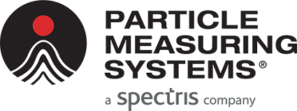 Particle Measuring Systems logo.