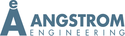 Angstrom Engineering logo.