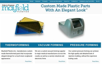 Mayfield Plastics Inc