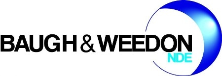 Baugh and Weedon NDT logo.