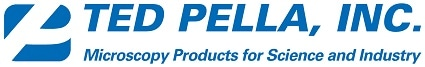 Ted Pella, Inc. logo.
