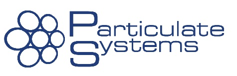 Particulate Systems logo.
