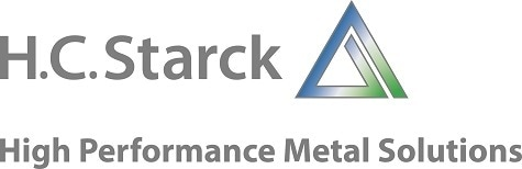 H.C. Starck Fabricated Products logo.