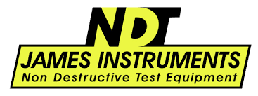 NDT James Instruments, Inc. logo.