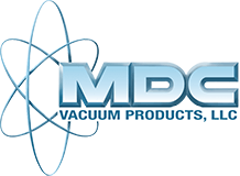 MDC Vacuum Products, LLC logo.