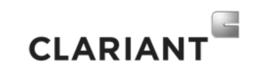 Clariant Corporation logo.